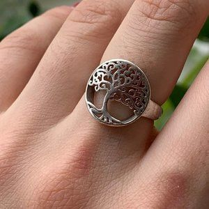 COPY - Tree of Life ring
